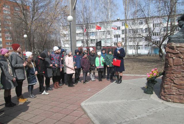 По следам победы. Экскурсии для школьников в рамках патриотической акции «Звезда памяти»