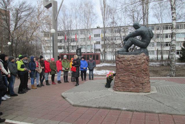 Библиотекари приняли участие в городской акции «Звезда памяти»